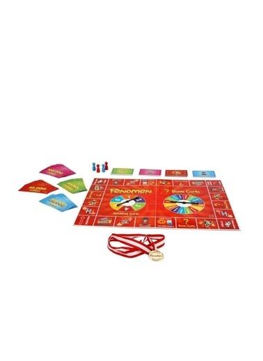 Sunman Fenomen Kim? Eğlenceli Çılgın Kutu Oyunu Renkli